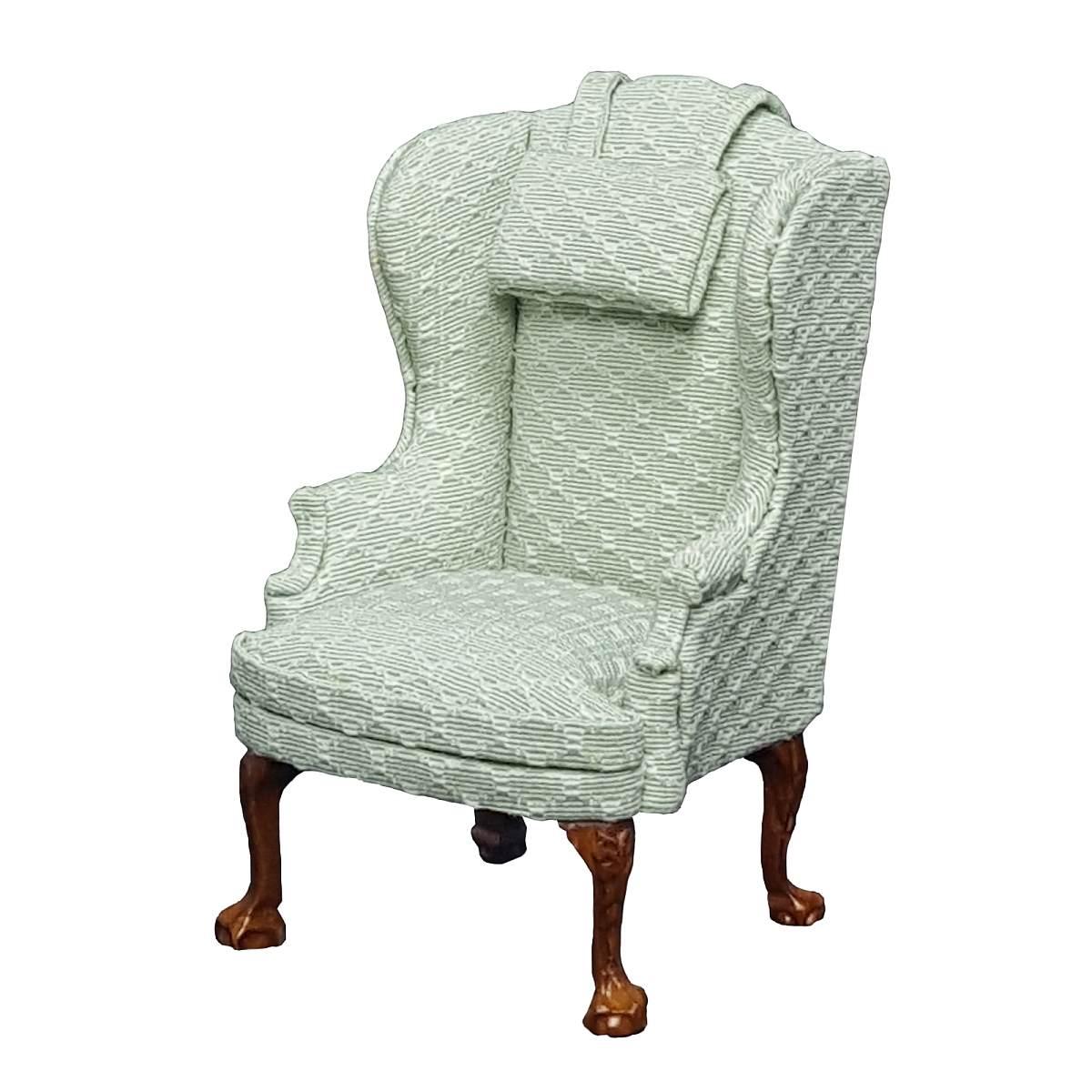 ohrensessel lindgr n 41860. Black Bedroom Furniture Sets. Home Design Ideas
