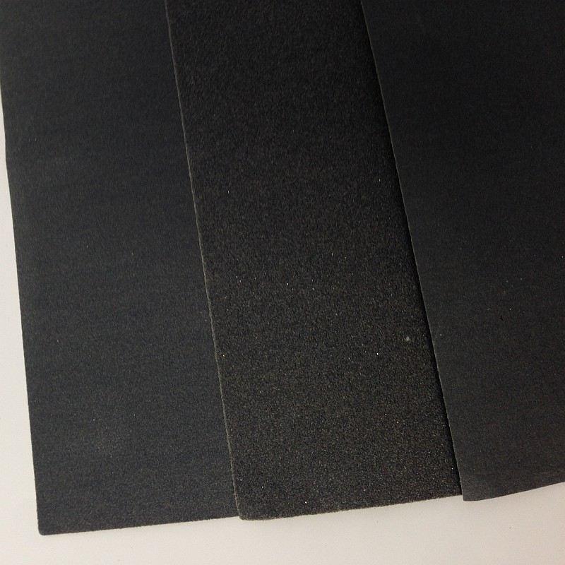 Set of Sandpaper