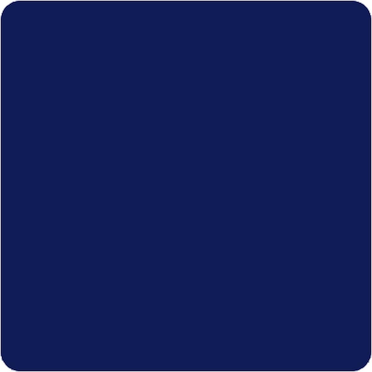 Acrylic varnish, sapphire blue, 2 in 1, silky matt