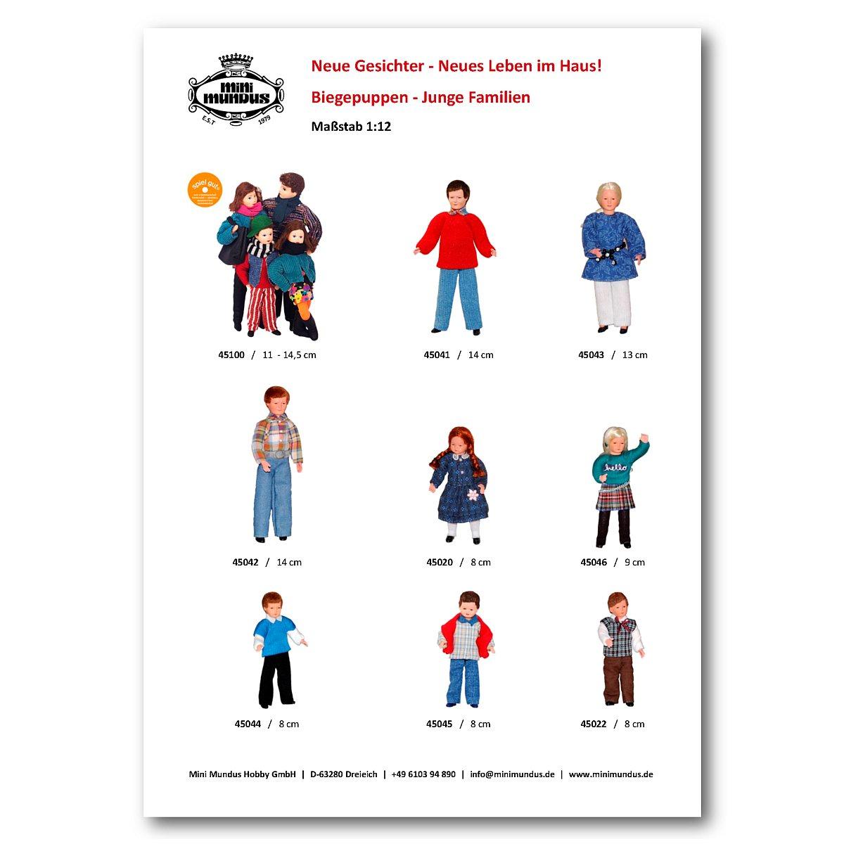 ONLINE Katalog: Biegepuppen (DE)