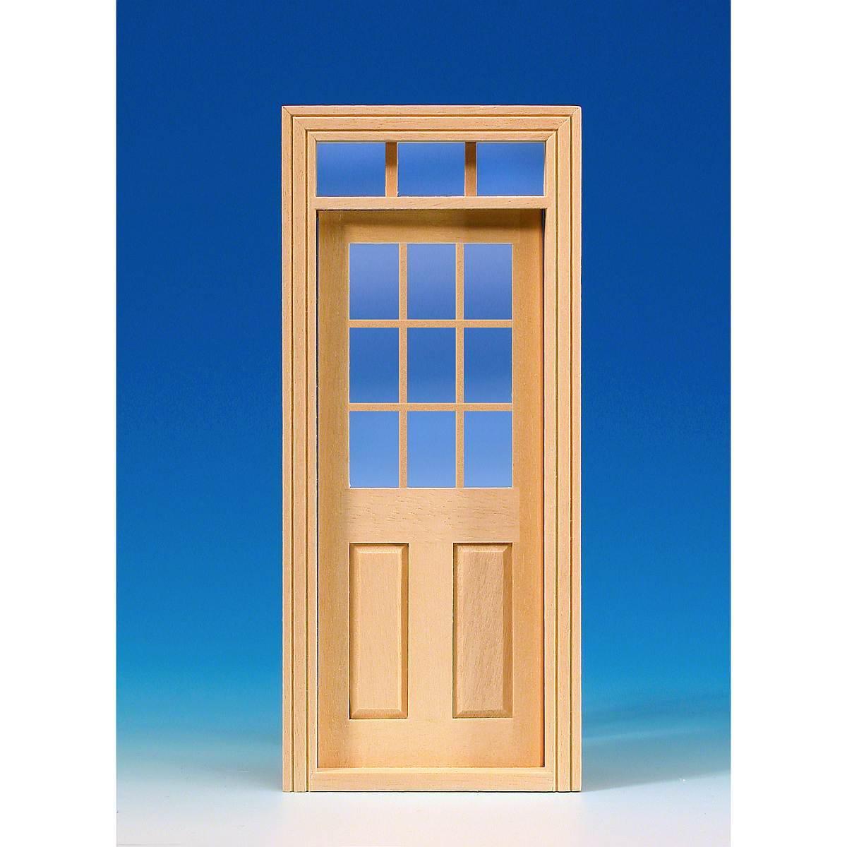 Interior Door With Glass Pane 60180