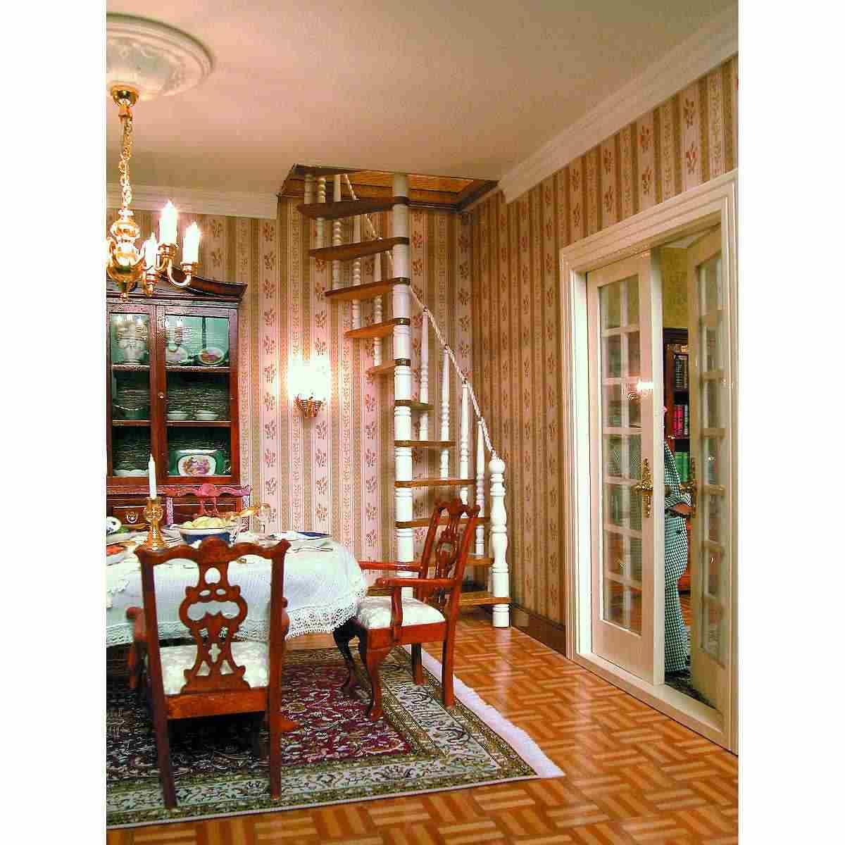 wendeltreppe 250 mm 70110. Black Bedroom Furniture Sets. Home Design Ideas