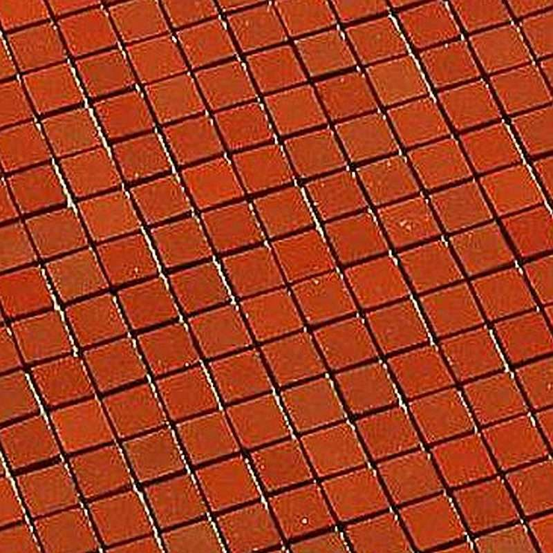 Meshed Terracotta Floor And Wall Tiles