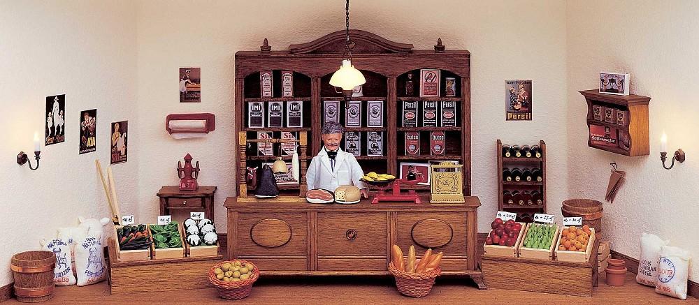The old corner shop