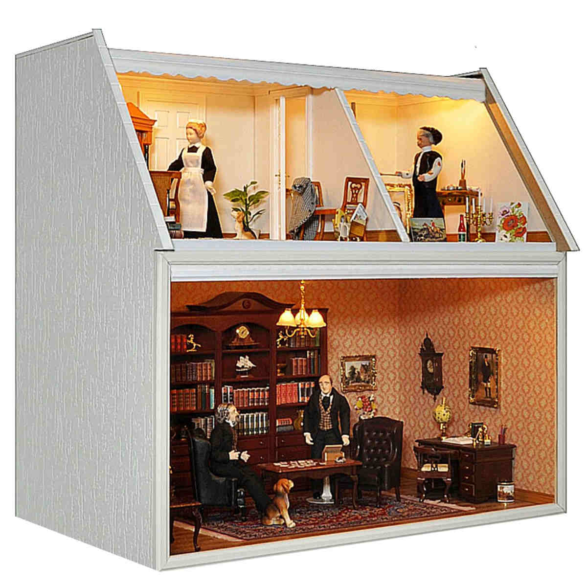 kleines modul box haus mit panorama dachgeschoss 90170. Black Bedroom Furniture Sets. Home Design Ideas