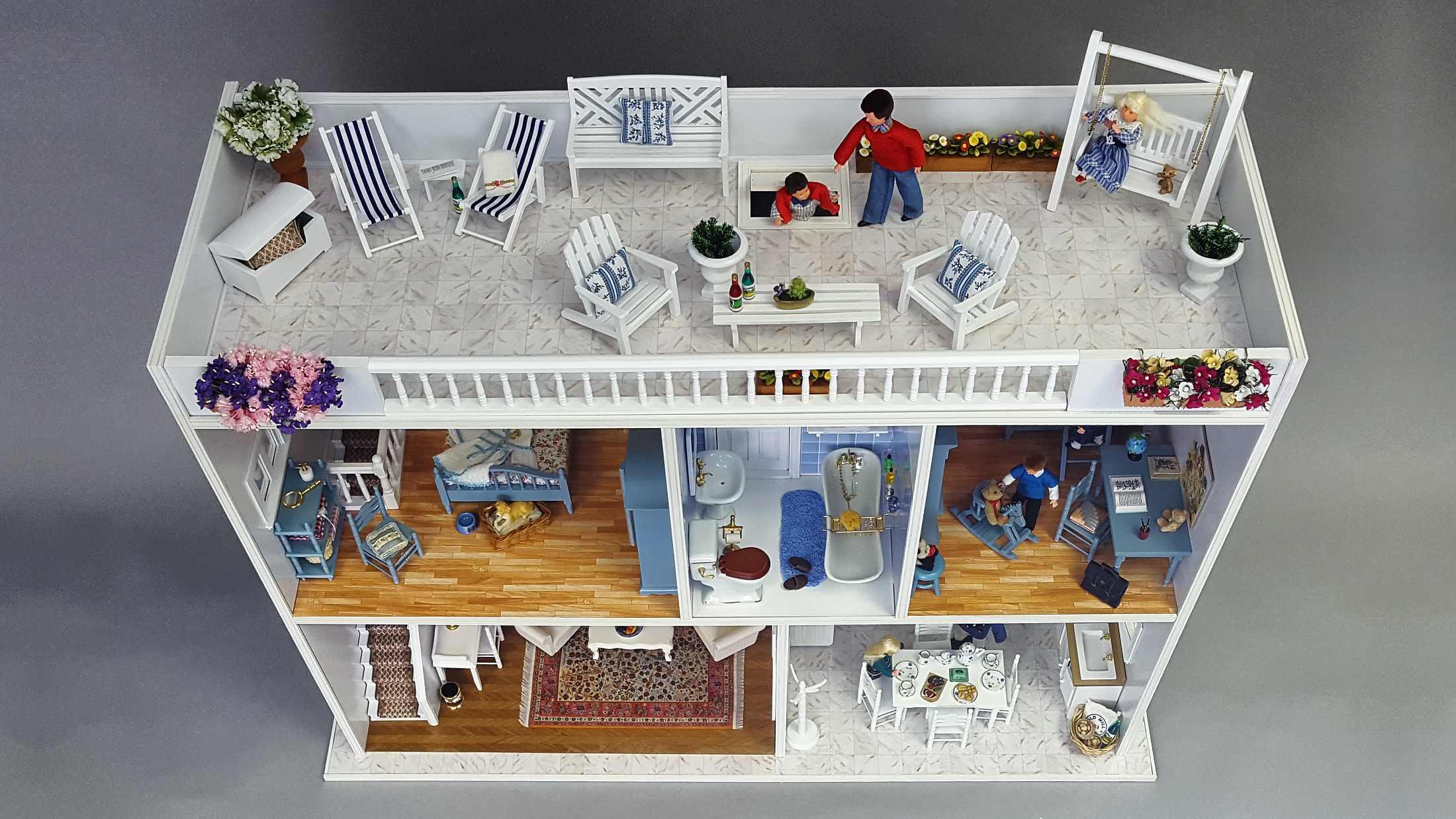 puppenh user f r kinder. Black Bedroom Furniture Sets. Home Design Ideas