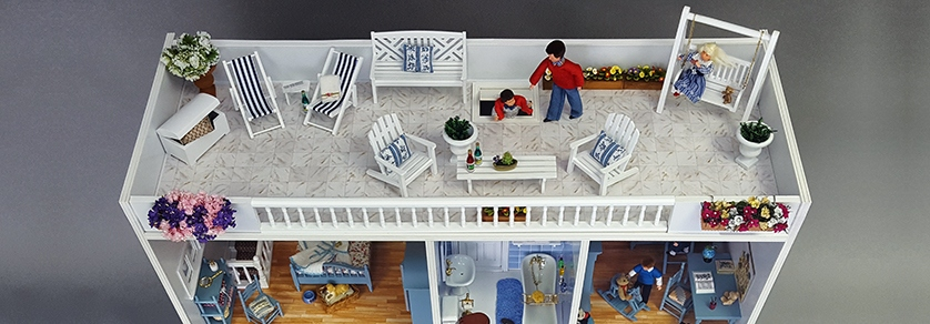 Dolls Houses for Kids