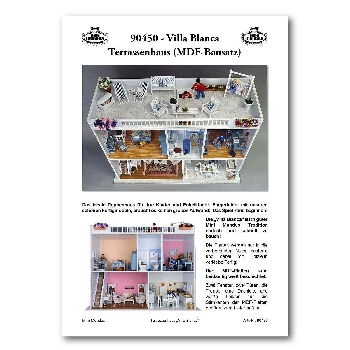 """ONLINE Catalogue: """"Villa Blanca"""""""