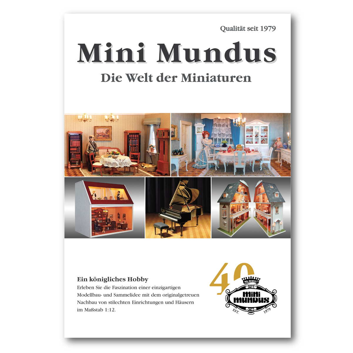Mini Mundus Katalog (DE)