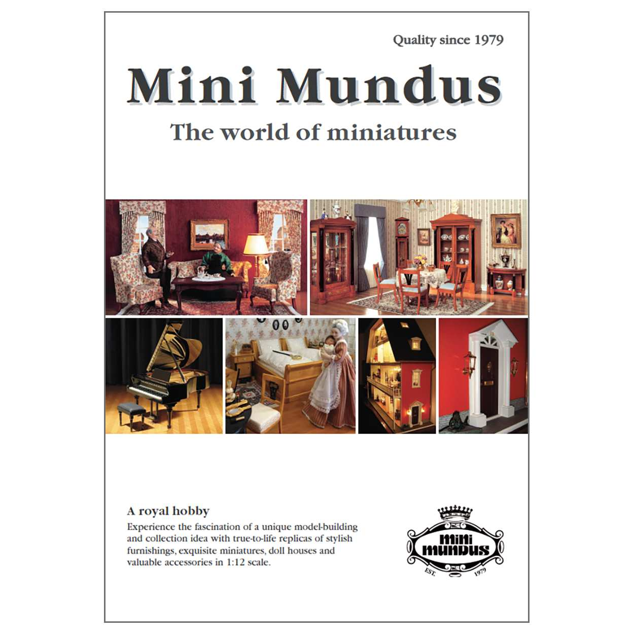 Mini Mundus Catalogue (EN)